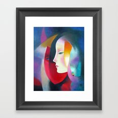 Ruben17 Framed Art Print