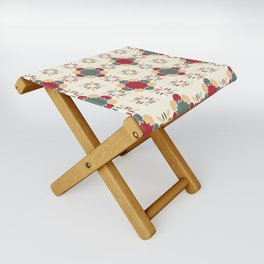 Póvoa Tile Folding Stool