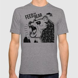 Bears and Mountains T-shirt