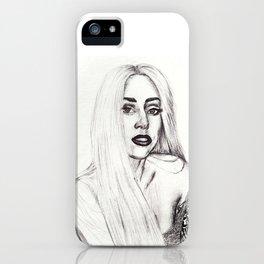 Born This Way  iPhone Case