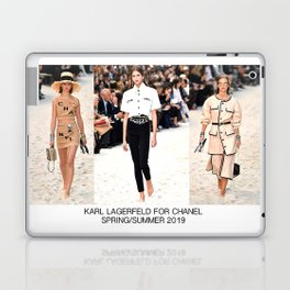 fashion runway inspired  Laptop & iPad Skin