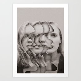 shell/ Art Print