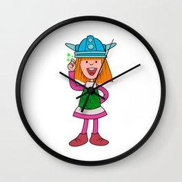 WICKIE VIKING - TV SHOWS Wall Clock