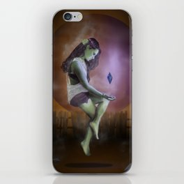 Know It iPhone Skin