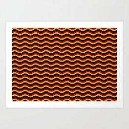 Spaghetti II Art Print