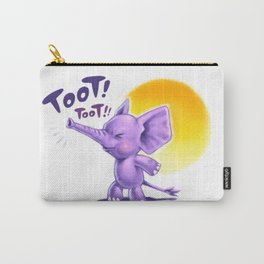 Mr Toot Toot Carry-All Pouch