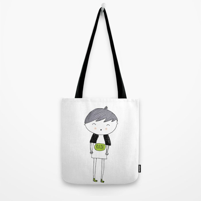 Rad by LAMM Tote Bag