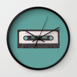 Long Play Wall Clock