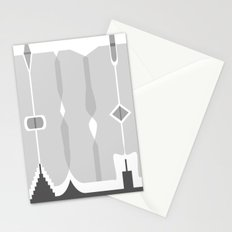 Asymmetry 1 Stationery Cards