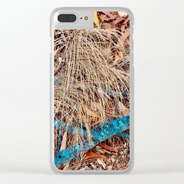 Natures Beauty Clear iPhone Case