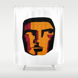Unclassified, Unidentified Shower Curtain