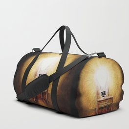 The Seat of Big Ideas Duffle Bag