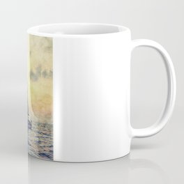 Sailing Along Coffee Mug