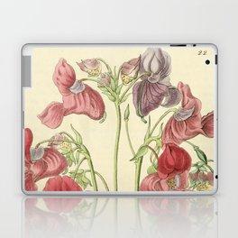 Edwards' botanical register Laptop & iPad Skin