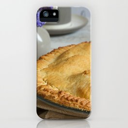 A Taste of Home iPhone Case