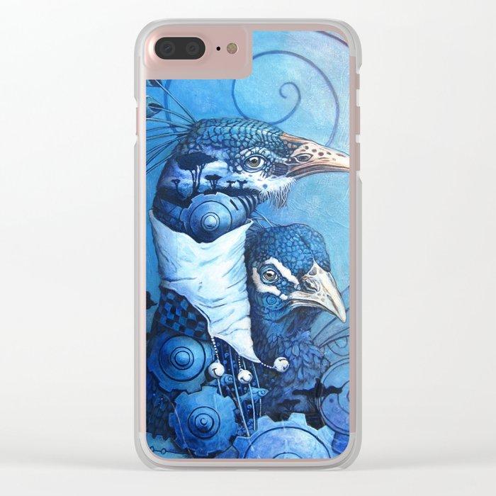 À deux c'est mieux Clear iPhone Case