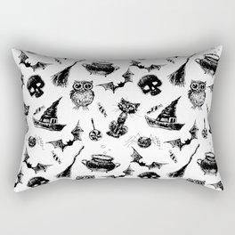 Halloween pattern design Rectangular Pillow