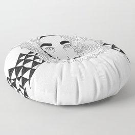 Shapeshifter Floor Pillow