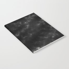 black & white space Notebook