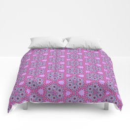 Perpetual Pinkness Comforters