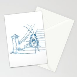 Cup O' Coffee NYC Style_cockroach Stationery Cards