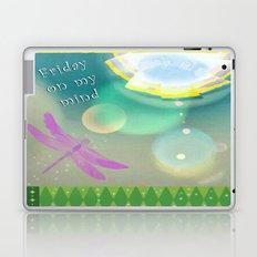 Friday On My Mind Laptop & iPad Skin