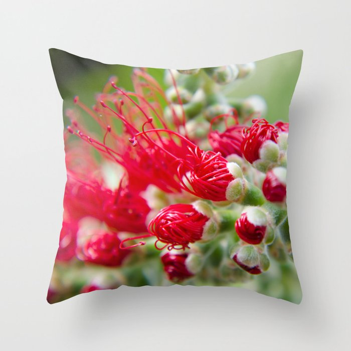 Detangle Throw Pillow