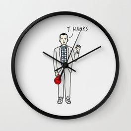 T.Hanks Wall Clock