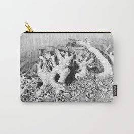 Transitions in nature part 3 Carry-All Pouch