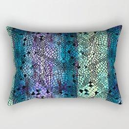 COLORED LACE Rectangular Pillow