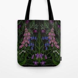 The Poison Garden - Mandragora Tote Bag