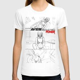 ENTER: AVES Industries [CONCEPT ART] T-shirt