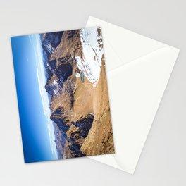 Wetterhorn Peak Stationery Cards