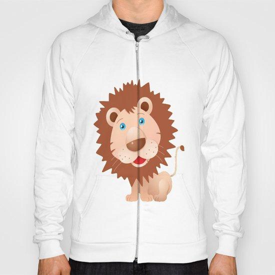 Cute Lion Hoody