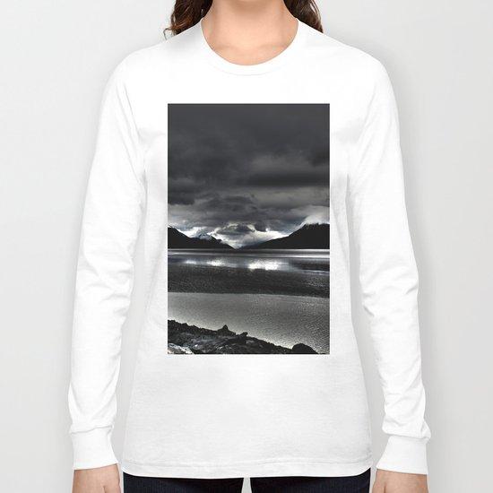 Turnagain Arm (Alaska) Long Sleeve T-shirt