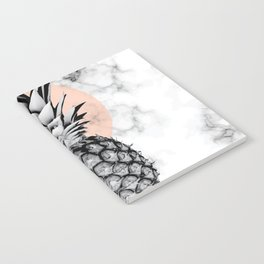 Marble Pineapple 053 Notebook