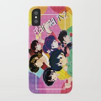 inuyasha iPhone & iPod Cases featuring  Ranma 1/2 by Neo Crystal Tokyo