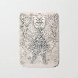Archangel Raguel Bath Mat