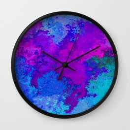 Heatmap Wall Clock