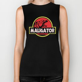 Maligator Biker Tank