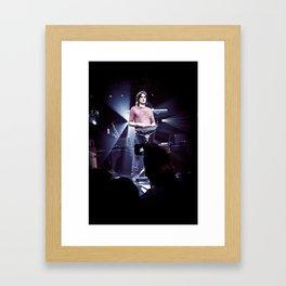 caifanes  Framed Art Print