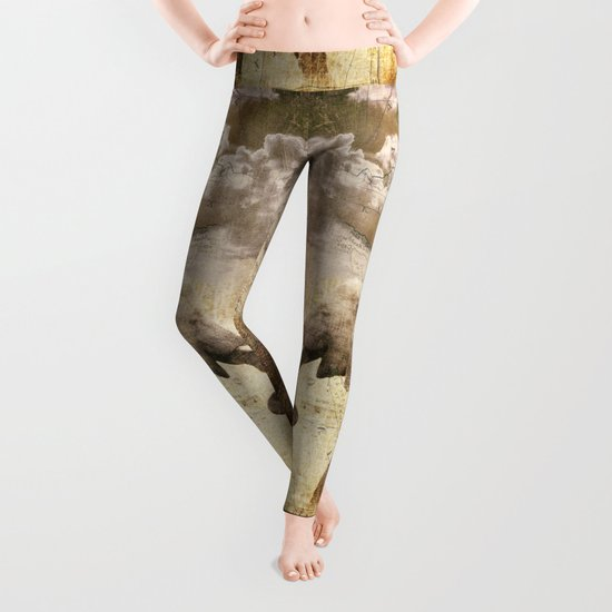 Out of Africa Leggings