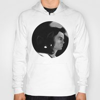 stiles Hoodies featuring It's a Riddle, Stiles by days & hours