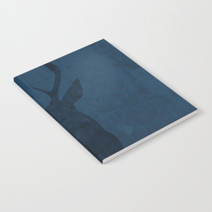 Blue Deer Design Notebook