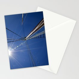Sailing in the Sun Stationery Cards