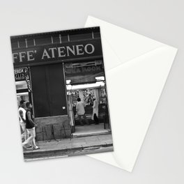 VIA MAQUEDA in PALERMO - Sicily 2005 Stationery Cards