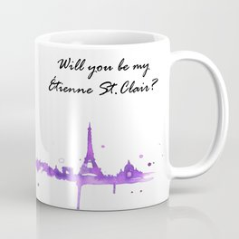 be my etienne st. clair? Coffee Mug