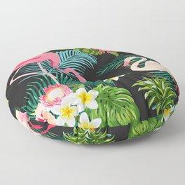 Flamingo Dance Floor Pillow