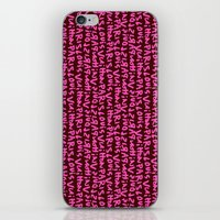 lv iPhone & iPod Skins featuring LV by anhnt32