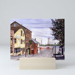 New Bedford, Cape Cod Mini Art Print